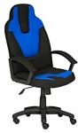 TetChair Нео 3 (черный/синий)