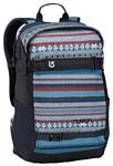 Burton Day Hiker 23 blue/black (cerulean woven stripe)