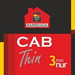 Warmehaus CAB 11W Thin 143 м 1600 Вт