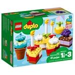 LEGO Duplo 10862 Мой первый праздник