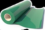 Poli-Tape Poli-Flock 507 (зеленый) 500 мм x 1 м