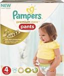 Pampers Premium Care Pants 4 Maxi (44 шт.)