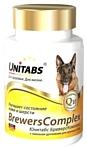 Unitabs BreversComplex с Q10 для крупных собак