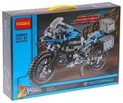 Decool Technic 3369A Мотоцикл