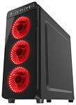 Genesis Irid 300 Black/red