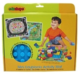 Edushape Mini Edublocks 826030 Activity Mat