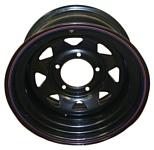 R-Steel A17 8x16/6x139.7 D110 ET-19 Chrome