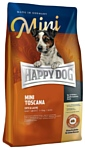 Happy Dog (4 кг) Supreme - Mini Toscana с уткой и лососем
