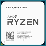 AMD Ryzen 7 1700 Summit Ridge (AM4, L3 16384Kb)