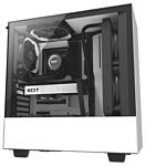 NZXT H500 White/black