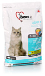 1st Choice (5.44 кг) HEALTHY SKIN and COAT for ADULT CATS