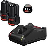 Bosch GBA 12V + GAL 12V-40 Professional 1600A019R8
