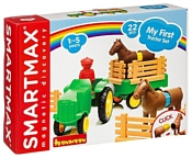SmartMax My First 222 Набор с трактором