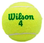 Wilson Starter Green WRT137400 (4 шт)