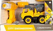 Qunxing Toys LM8015-DZ-1 Строительная техника
