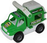 Полесье КонсТрак - полиция автомобиль 0469