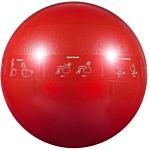 Go Fit GF-65PRO (красный, 65 см)