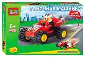 ГОРОД МАСТЕРОВ Легко собрать 1812 Гоночная машина