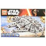 Lepin Star Wars 05007 Сокол Тысячелетия аналог Lego 75105