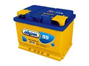 AKOM 6СТ-55VL R+ (55Ah)