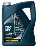 Mannol TS-1 SHPD 15W-40 20л