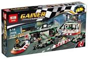 Lepin Gainer 28006 Mercedes AMG Petronas Formula-1 Team