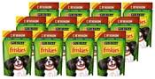 Friskies (0.085 кг) 24 шт. консервированный полнорационный для взрослых собак, кусочки с ягненком в подливе