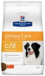 Hill's (2 кг) Prescription Diet C/D Canine Urinary Tract Health dry