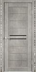 Velldoris Next 2 60x200 (муар светло-серый, лакобель черный)