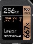 Lexar LSD256B667 SDXC 256GB