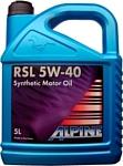 Alpine RSL 5W-40 4л