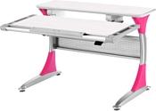 Comf-Pro Harvard белый дуб/розовый