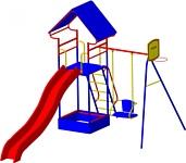 Детские спортивные комплексы Карусель