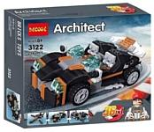 Decool Architect 3122 Автомобиль - трансформер
