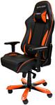 DXRacer King OH/KS57/NO (черный/оранжевый)