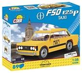 Cobi Youngtimer Collection 24547 FSO 125p Taxi