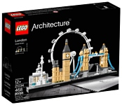 LEGO Architecture 21034 Лондон