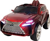 RiverToys Lexus E111KX (красный)