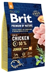 Brit (3 кг) Premium by Nature Junior M