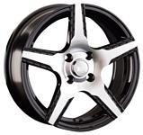 LS Wheels LS888 6.5x15/5x114.3 D73.1 ET38 BKF