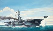 Hasegawa Авианосец U.S. Navy Escort Carrier USS Gambier Bay CVE-73