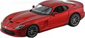 Maisto Додж Вайпер SRT GTS 31271 (красный)
