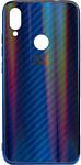 EXPERTS Aurora Glass для Xiaomi Redmi Note 7 с LOGO (синий)