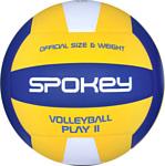 Spokey Play II 920088 (5 размер, синий/желтый/белый)