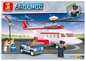 SLUBAN Авиация M38-B0363