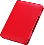 MoKo Amazon Kindle 4/5 Cover Case Red