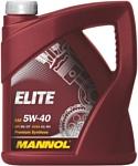 Mannol ELITE 5W-40 5л