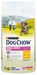 DOG CHOW Adult Small Breed с курицей для взрослых собак малых пород (2.5 кг)