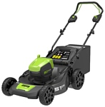 Greenworks 2500707 80V Pro 51cm GD80LM51