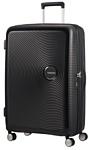 American Tourister Soundbox Bass Black 77 см